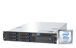 Server - Rack Server - 2HE - RECT™ RS-8688R6 Standard - 2HE Dual Xeon Scalable Rack Server