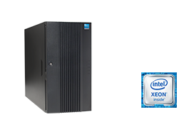 Silent-Server - RECT™ TS-5485R8 - Mid-Range Tower Server mit Intel Xeon E5-v4 Broadwell-EP CPUs