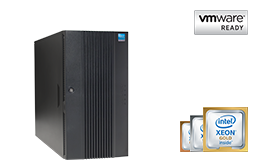 Silent-Server - RECT™ TS-5488VR8 - Intel Xeon Scalable im RECT Tower Server