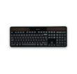 Logitech Wireless Solar Keyboard K750