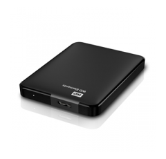 2000 GB Western Digital WD Elements Portable (Schwarz)