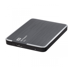 500 GB Western Digital My Passport Ultra (Titanium)