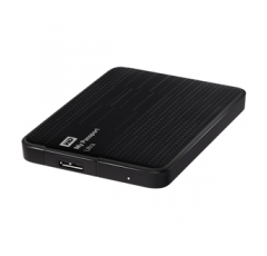 1000 GB Western Digital My Passport Ultra (Schwarz)