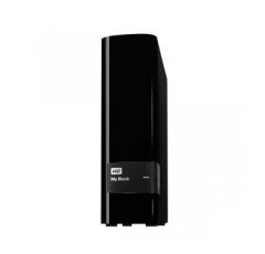 2000 GB Western Digital My Book (Schwarz)