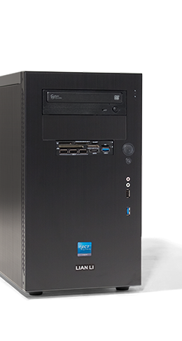 "Workstation - RECT™ WS-2265C - Workstation mit Intel Core CPU der siebten Generation ""Kaby Lake"""