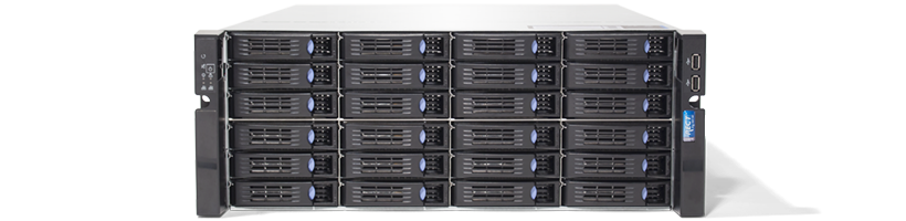 Server - Rack Server - 4HE - RECT™ RS-8888S24 Performance - 4HE Dual Xeon Scalable Rack Server