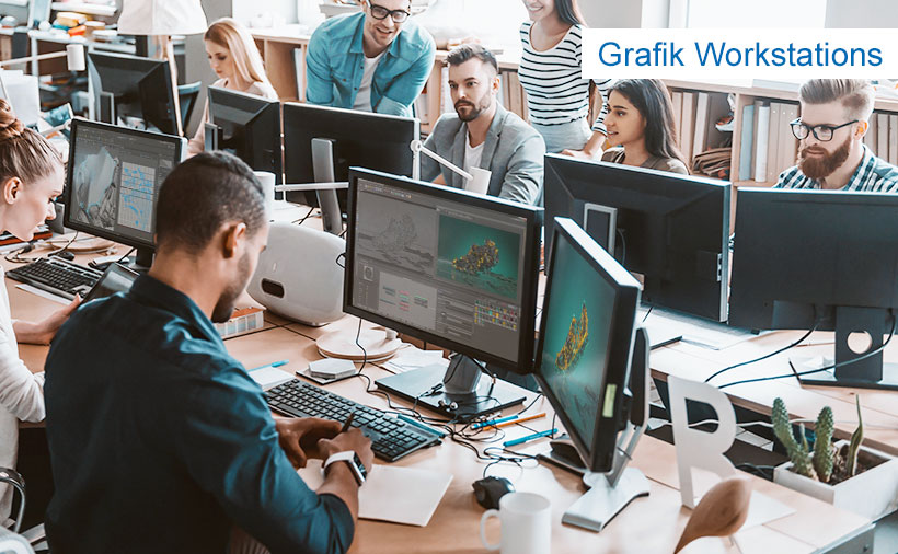 Grafik-Workstations