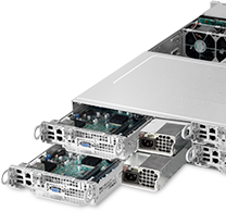 Twin and Multi Node Rack Server