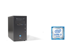 Client PC - Workstation - RECT™ WS-2263C - Workstation with Intel® Core™ i7 Extreme Edition - Broadwell E