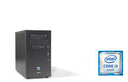 "Client PC - Workstation - RECT™ WS-2264C - Workstation with Intel® Core™ CPU of the 6th generation ""Skylake"""