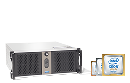 Arbeitsplatz - Workstation - RECT™ WS-8888R5 - Dual-CPU Rack Workstation mit Intel Xeon Scalable