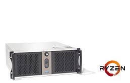 Client PC - Workstation - RECT™ WS-8825C5 - 4U Rack Workstation with latest AMD Ryzen™ 5000 CPUs