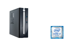 Arbeitsplatz - Desktop - RECT™ DT-1267C Mini - Mini Desktop mit Intel® Core™ CPUs der 8. Generation