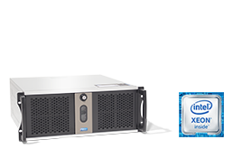GPU Server - RECT™ WS-8868C5 - Rack Workstation mit Intel® Xeon® W Prozessor