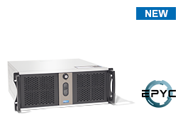 GPU Server - RECT™ WS-8837C5 - More power in Rack for your business with AMD EPYC™ Rome