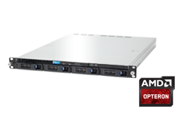 Server - Rack Server - 1HE - RECT™ RS-8532R4 - 32 Kerne: 1HE AMD Opteron Dual-CPU Rack Server