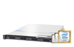 Server - Rack Server - 1HE - RECT™ RS-8588R4 - 1HE Dual Xeon Scalable Rack Server