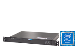 Server - Rack Server - 1U - RECT™ RS-8552C - Short 1U Rack Server with Intel Atom™ Processor