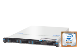 Server - Rack Server - 1U - RECT™ RS-8587R4 Entry - 1U Xeon Scalable Rack Server