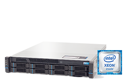 2HE Intel - Rack Server - RECT™ RS-8684R8 - Small Business Server mit Windows Server 2012 R2 Essentials