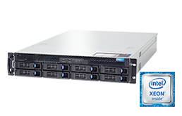2HE Intel - Rack Server - RECT™ RS-8685S8 - All-In-12G: 2HE Rack Server mit neuesten Intel Xeon E5-v4 CPUs Broadwell-EP
