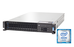 "Server - Rack Server - 2HE - RECT™ RS-8685R16 - 2,5"" HDD im 2HE Dual-CPU Rack Server mit Intel Xeon E5-v4 CPUs"
