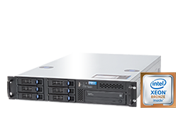 Server - Rack Server - 2HE - RECT™ RS-8688R6 Entry - Dual Intel Xeon Scalable R im 2HE RECT Rack Server