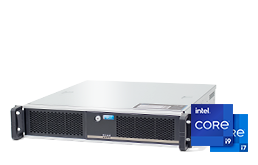 Server - Rack Server - 2HE - RECT™ RS-8670C-T - Kurzer 2HE Rack Server mit neuesten Intel Core™ CPUs