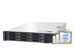 Server - Rack Server - 2U - RECT™ RS-8687R12 - Single Xeon Scalable R in 2U Rack Server