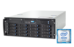 Server - Rack Server - 4HE - RECT™ RS-8885R16 - Broadwell-EP: 4HE Dual-CPU Rack Server mit Intel Xeon E5-v4 CPUs