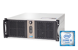 "Server - Rack Server - 4HE - RECT™ RS-8865C5-T - Kurzer 4HE Rack Server mit neuesten Intel Core™ Single-CPUs ""Kaby Lake"""