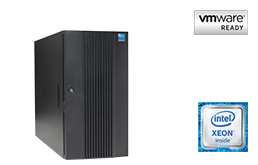 Silent-Server - RECT™ TS-5485VR8 - Dual-CPU Tower Server