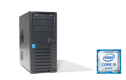 "Silent-Server - RECT™ TS-3265C4-T - Tower Server mit Intel Single-CPU ""Kaby Lake"""
