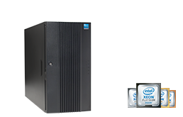 Silent-Server - RECT™ TS-5488R8 - Intel Xeon Scalable im RECT Tower Server