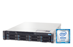 Silent-Server - RECT™ RS-8669R8 - 2U Rack Server with all-new Intel Xeon E-2200 CPUs