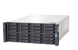 Storage - DAS - RECT™ ST-38R24-D - 4U DAS-Storage up to 240 Terabyte