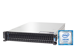 Storage - NAS - RECT™ ST-36xxR24-N - 2U Storage Rack Server with up to 92 terabyte
