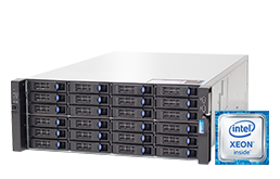 Storage - NAS - RECT™ ST-38xxR24-N - 4U Storage Rack Server up to 336 Terabyte