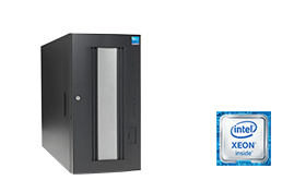 Storage - NAS - RECT™ ST-28xxR8-N - Storage Tower up to 112 Terabyte