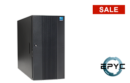 Server - Tower Server - Mid-Range - RECT™ TS-5434R8 - Tower Server mit AMD EPYC CPUs für bis zu 64 Kerne