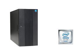 Server - Tower Server - Mid-Range - RECT™ TS-5487R8 Standard - Single Xeon Scalable R im Tower Server