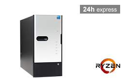 Server - Tower Server - Mid-Range - RECT™ TS-5425R4 - Tower-Server mit AMD Ryzen™ 5000 Prozessoren