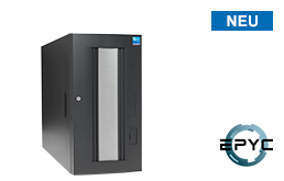 Server - Tower Server - Mid-Range - RECT™ TS-5437R8 - Tower Server mit AMD EPYC Rome bis 64 Kerne