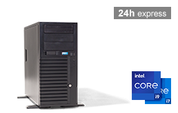 Server - Tower Server - Entry - RECT™ TS-3270C4-T - Tower Server with latest Intel® Core™ Processors