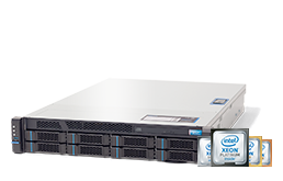 Virtualisierung - Microsoft - RECT™ RS-8688MR8 - Intel Xeon Scalable im 2HE RECT Rack Server