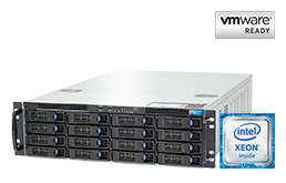 Virtualisierung - VMware - RECT™ RS-8785VR16 - Dual-CPU 3HE Rack Server mit Intel Broadwell EP