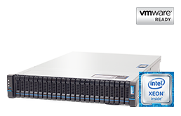 VMware - Virtualisierung - RECT™ RS-8685VS16 - All-Flash-Array 2HE Rack Server mit neuesten Intel Xeon E5-v4 CPUs
