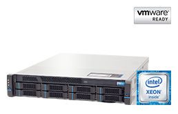 VMware - Virtualisierung - RECT™ RS-8684VR8 - 2HE Single-CPU Rack Server mit brandneuen Intel Xeon E5 CPUs Broadwell-EP