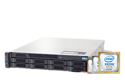 Virtualization - Microsoft - RECT™ RS-8687MR8 - Single Xeon Scalable R in 2U Rack Server