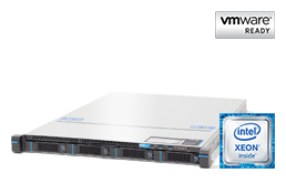 Virtualization - VMware - RECT™ RS-8585VR4 - and Powerful - The Dual-CPU 1U Rack Server